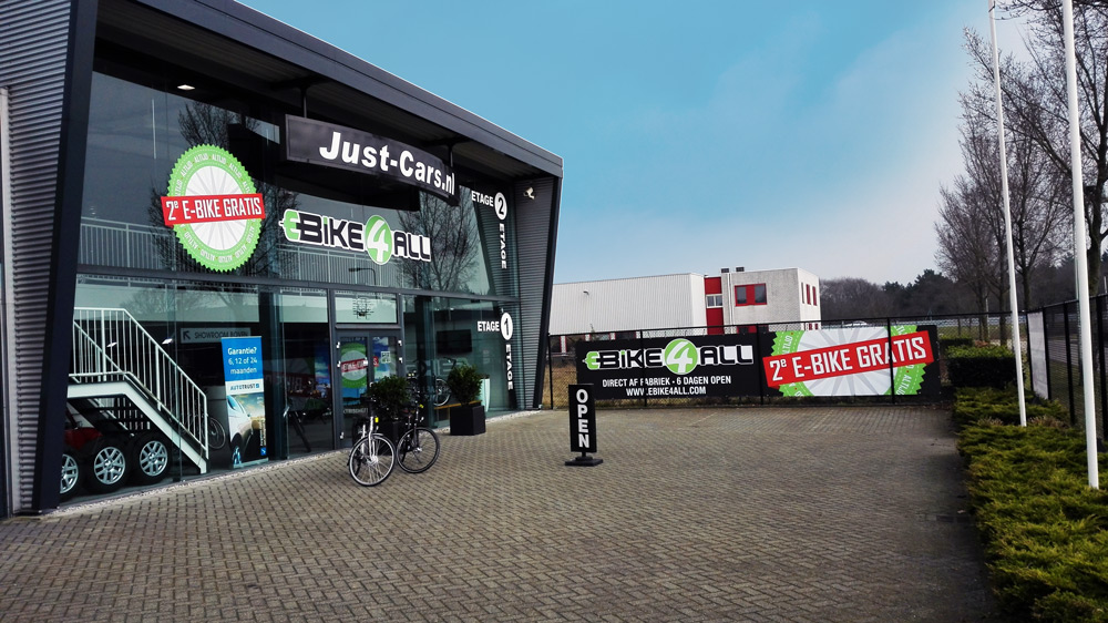 E-Bike4all Venray